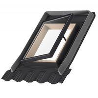 Lucernaio per tetto con vetro camera e telaio, Velta Velux 81x81cm