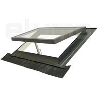Lucernario - Finestra per accesso al tetto con Doppio vetro e Apertura a vasistas tipo Velux