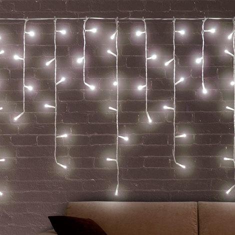 Luces De Navidad Blancas CarÁmbano (200 Led)