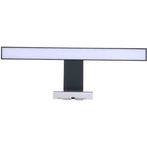 Luces LED Gabinete de bano espejo de aumento claro, blanco