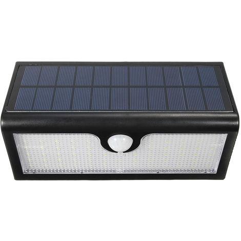Luces solares de pared LED Iluminación de jardín al aire libre a prueba de agua Hasaki