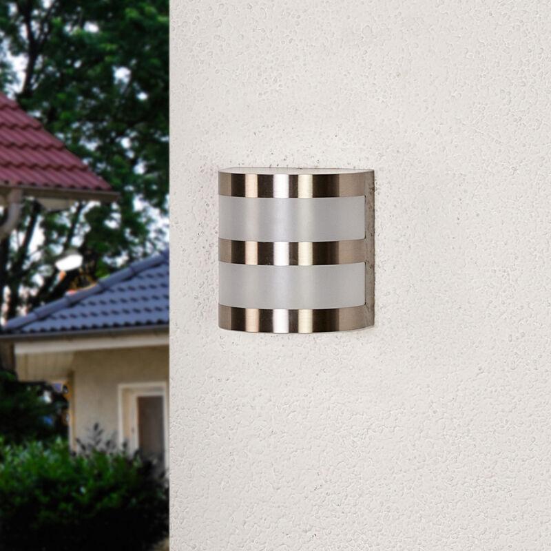 LED Outdoor Wall Light 'Lucja' (Modern