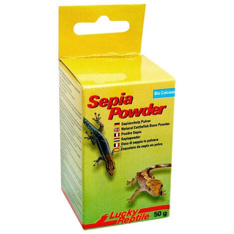Lucky Reptile - Bio Calcium Sepia Puder 50g