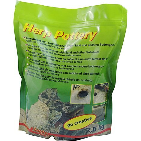 Lucky Reptile - Herp Pottery 2,5 kg