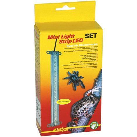 Lucky Reptile - Mini Light Strip LED - Komplettset
