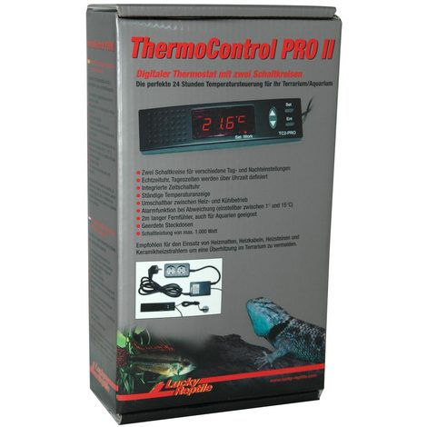 Lucky Reptile - Thermo Control PRO II