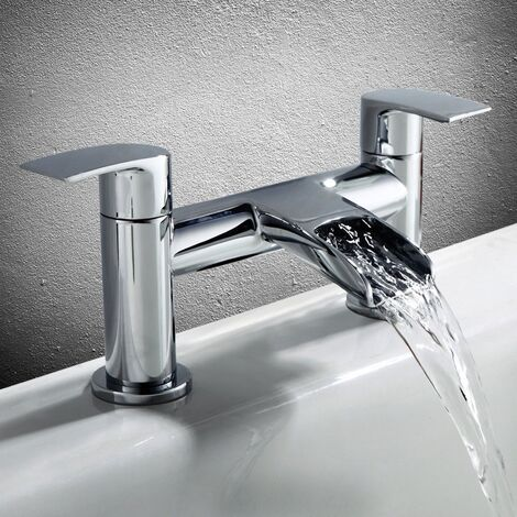 Lucy Waterfall Bath Filler Tap