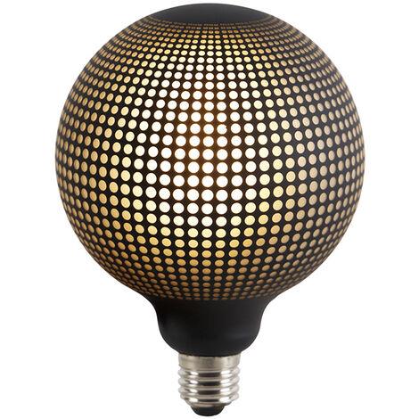 LUEDD Bombilla globo filamento LED regulable E27 DECO 4W 100lm 2700K