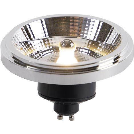 LUEDD Bombilla LED AR111 GU10 12W 3000K