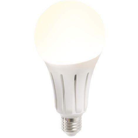 LUEDD Bombilla LED B60 15W E27 blanco cálido