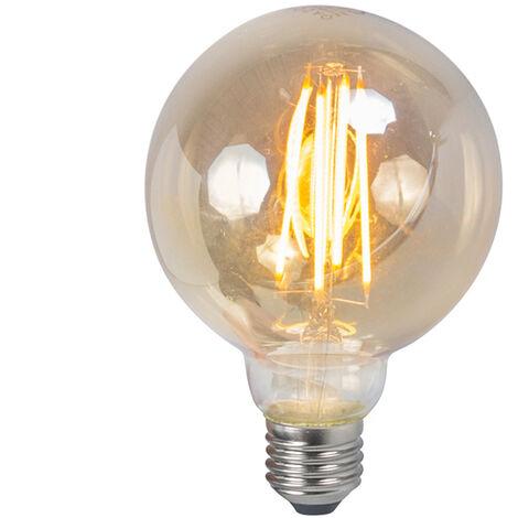 LUEDD Bombilla LED E27 5W 450LM 2200K regulable