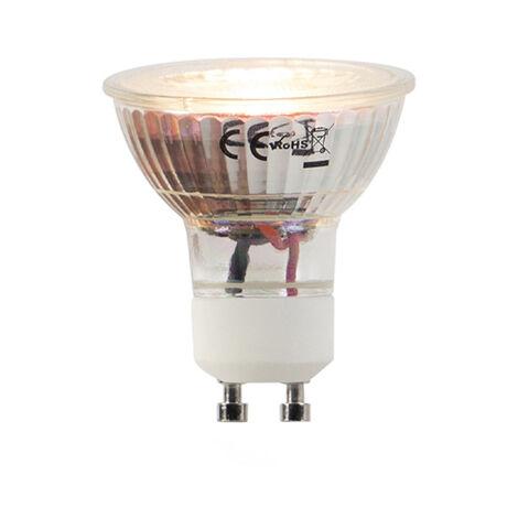 LUEDD Bombilla LED GU10 5W 360LM 2000-2700K regulable