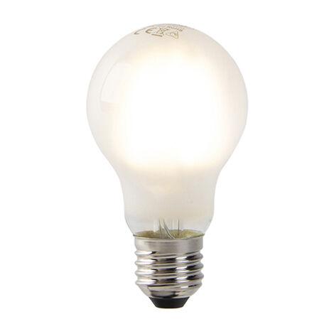 LUEDD Bombilla LED regulable translúcida E27 A60 4W 320 lm 2700K