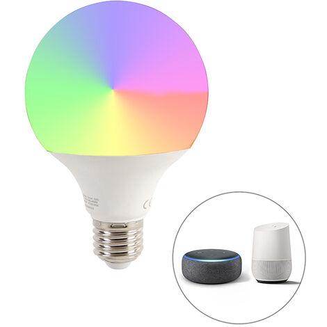 LUEDD Bombilla LED Smart E27 regulable G95 11W 900 lm 2200-4000K