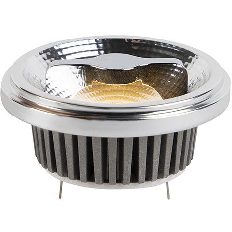 LUEDD bombilla reflectora LED G53 AR111 10W 650lm 2700K