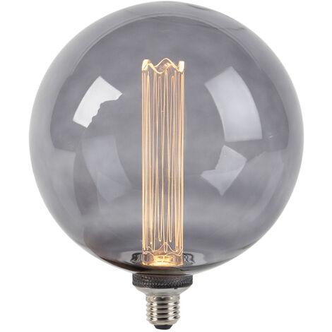 LUEDD Lámpara LED G200 E27 3.5W 2000K regulable por humo