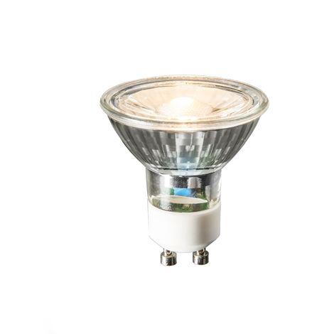 LUEDD Lámpara LED GU10 COB 3W 230 lm 2700K