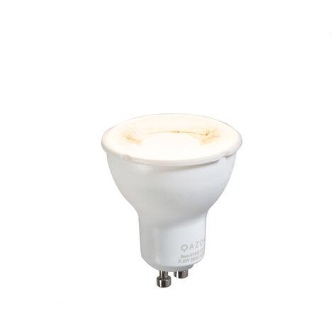 LUEDD Set 5 bombillas GU10 7.5W 3000K