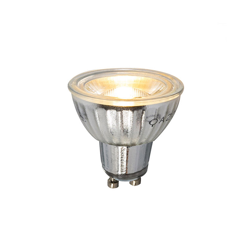 Set di 5 lampade a LED dimmerabili GU10 7W 500LM 2700K - Luedd