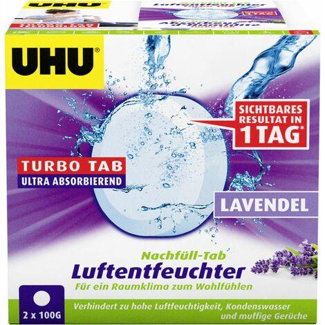 Luftentfeuchter Ambiance Tabs Lavendel, 2 x 100 g