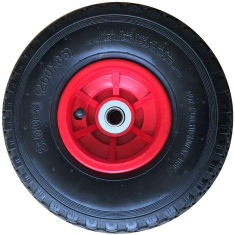 Luftrad Sackkarrenrad Rad Bollerwagen Sackkarre Reifen Luftbereifung 260x85 mm