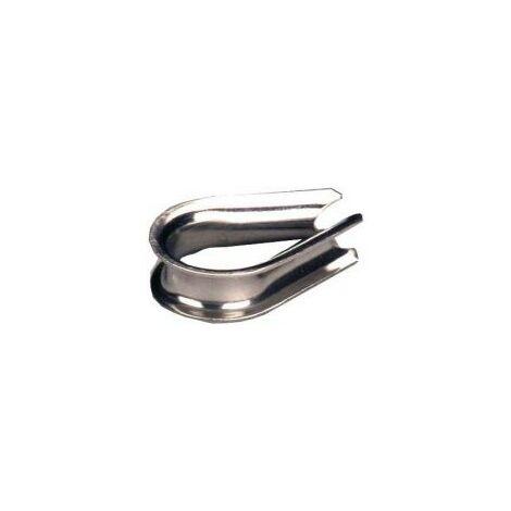 Lug Per Gli Orecchini Che Trasportano - 6899 Modulo B (Ehem.) In Acciaio Inox A4 B 3 Rw Hp (A 10)