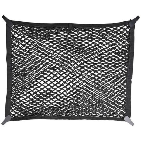 Luggage net elastic 80x60cm double with plastic hooks NS-2