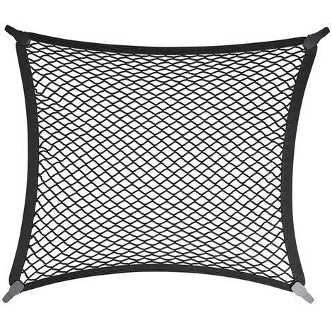 Luggage net elastic 80x60cm with plastic hooks NS-1
