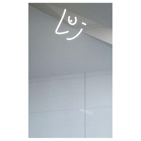 LUI, Miroir LED Par Joël Guenoun - 80 cm x 50 cm (HxL)