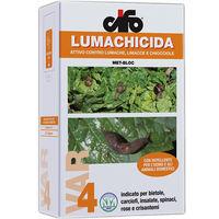 Lumachicida Attivo Contro Lumache Limacce e Chiocciole MET-BLOC VAR 4