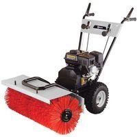 Lumag KM800 800mm / 80cm 3 in 1 Petrol 196cc Loncin Powered Road Brush / Yard Sweeper