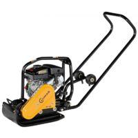 Lumag VP60 12 96cc Petrol Compactor Wacker Plate + FREE Wheel Kit & Paving Pad