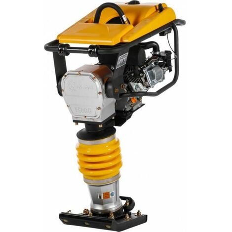 """Lumag VS80-C 11"""" x 14"""" Petrol Upright Rammer 80KG"""