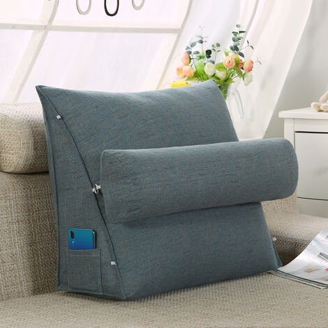 "main image of ""Lumbar Desk Cushion for Home Sofa Bed 45cm"""