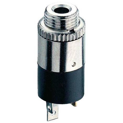 Lumberg KLB 13 Jack Socket 2.5mm Chassis Mount 3 Pole Stereo