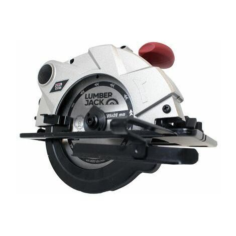 Lumberjack 185mm Multi Purpose Circular Saw 1400W 240V