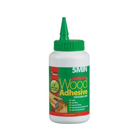 Lumberjack 5min Wood Adhesive