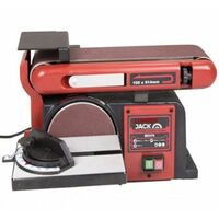 Lumberjack BD370 4 inch x 36 inch Belt and Disc Sander
