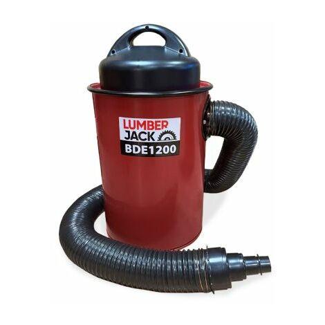 Lumberjack BDE1200 1200W 50L Dust Extractor