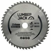 Lumberjack CSB25448 254mm 48T Circular Saw Blade