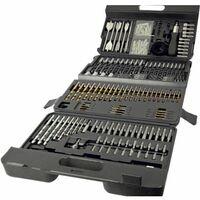 Lumberjack DBS205 204 Piece Drill Bit Set
