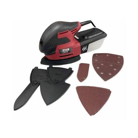 Lumberjack Detail Mouse Sander 240V