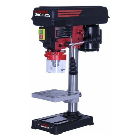 "Lumberjack DP13-580B 8"" Hobby Bench Top Drill Press"