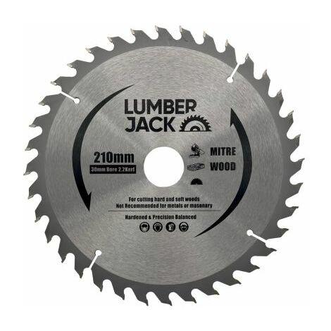 Lumberjack LJCC21036 210mm 36T Circular Saw Blade
