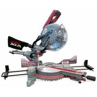 "Lumberjack SCMS254DB 10"" Double Bevel Mitre Saw"