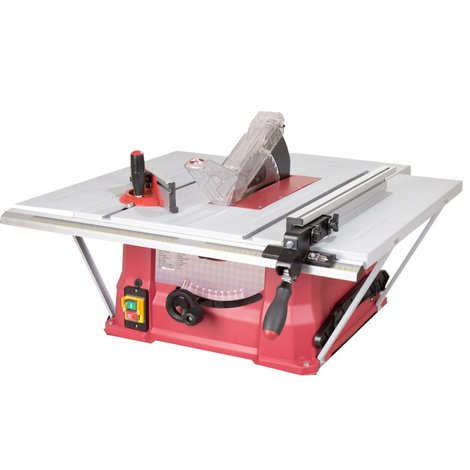 "Lumberjack TS254EL 10"" 254mm 1500w 230v Table Saw With Side Extention"