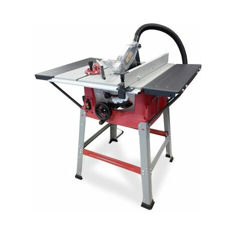 """main image of """"Lumberjack TS254SL 10Inch Table Saw With Side Extentions 250mm"""""""