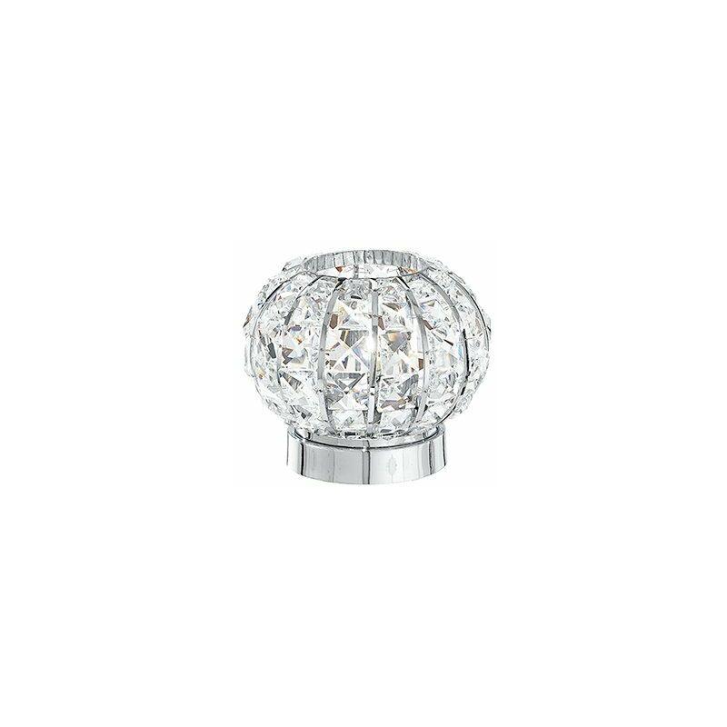 Lampada da tavolo sferica e elegante 60 watt E27