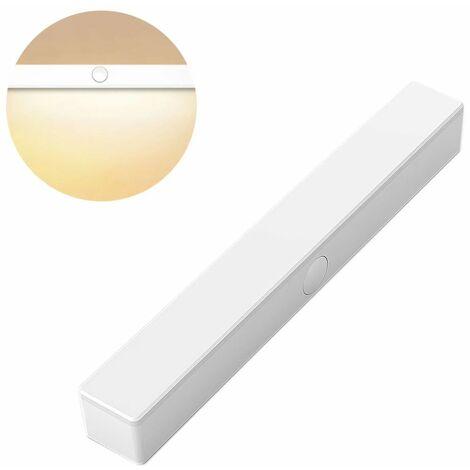 """main image of """"Lumière de miroir à LED, coiffeuse de salle de bain, lumière de capteur, lumière de maquillage de salle de bain, lumière de capteur d'armoire, lumière de miroir de courtoisie"""""""