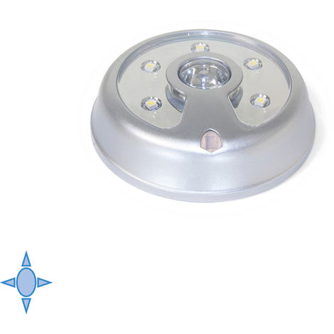 Lumière LED a piles Ursa EMUCA avec détecteur de mouvement et lumière froide - 5006425